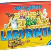 Brettspiel - Das verrueckte Labyrinth