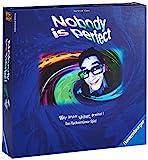 Ravensburger 4005556272259 Familienspiel Nobody is perfect, Gesellschaftsspiel für Jugendliche und Erwachsene, für 3-10 Spieler, Brettspiel ab 14 Jahren
