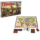 Hasbro Risiko, DAS Strategiespiel, Brettspiel für die ganze Familie, spannendes Gesellschaftsspiel, für Kinder & Erwachsene, der Klassiker beim Spieleabend