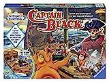 Ravensburger 22293 - Captain Black - Elektronisches Brettspiel für Erwachsene und Kinder ab 6 Jahren, Ideal für Spieleabende mit Freunden oder der Familie für 1-4 Spieler Exklusiv bei Amazon