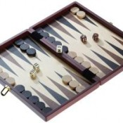 Backgammon Nardi Brettspiel