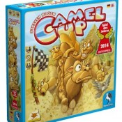 Bestes Brettspiel Camel Up
