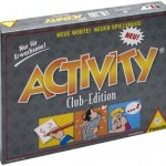 Brettspiel fuer Erwachsene - Activity Club Edition