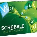 Buchstabenspiel Scrabble
