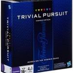 Gesellschaftsspiel Trivial Pursuit Master Edition