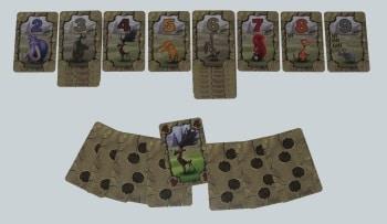 Spielablauf vom Mammuz