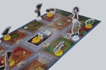 Spielablauf von Cluedo Junior