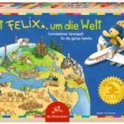 Mit Felix um die Welt - Kinderspiel von die Spiegelburg
