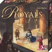 Brettspiel Royals von Abacus Spiele