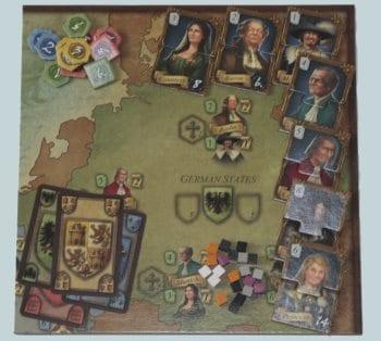 Royals - Das Spielmaterial