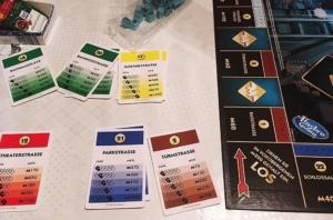 Monopoly Banking Ultra Spielkarten