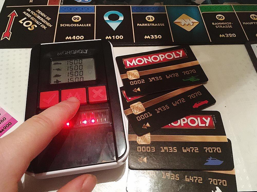 Deutsch anleitung banking monopoly Настольные игры,