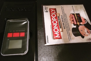 Monopoly Banking Ultra - Banker ohne Batterien